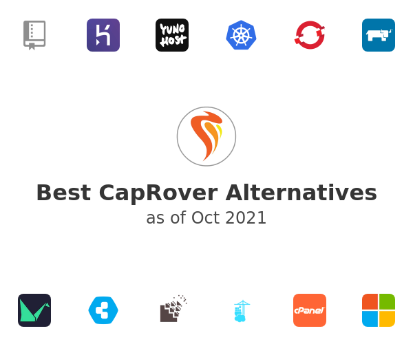 Best CapRover Alternatives