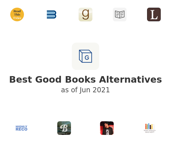 Best Good Books Alternatives