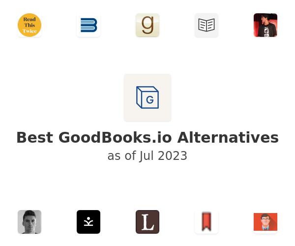 Best Good Books Alternatives