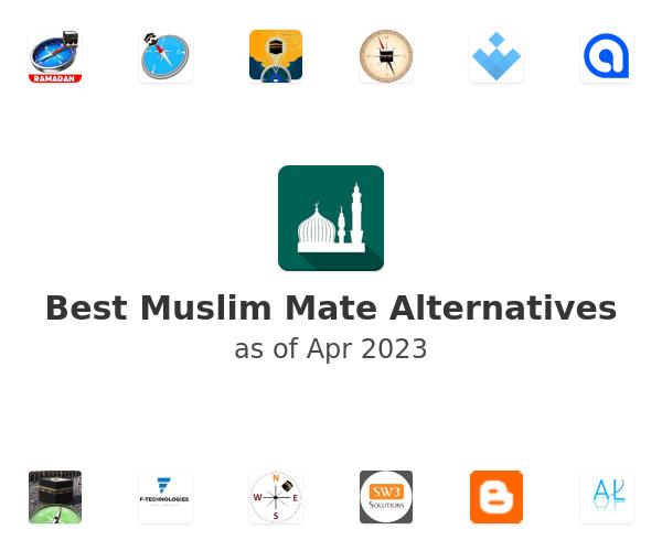 Best Muslim Mate Alternatives
