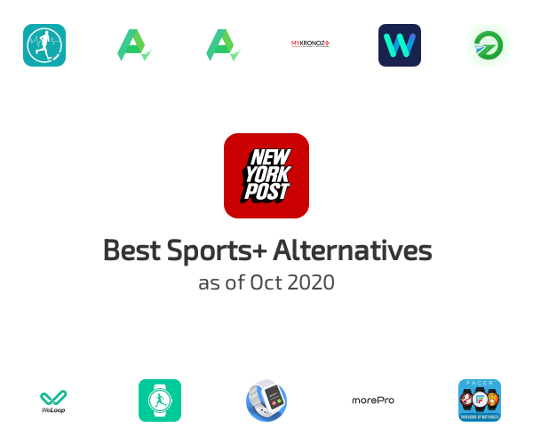 Best Sports+ Alternatives