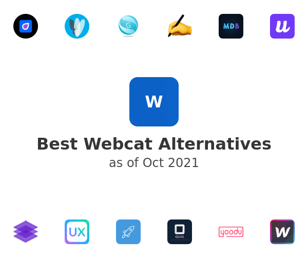 Best Webcat Alternatives