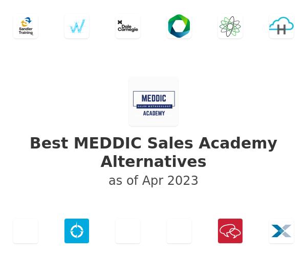 Best MEDDIC Sales Training Alternatives