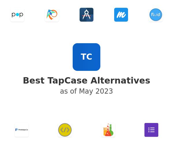 Best TapCase Alternatives