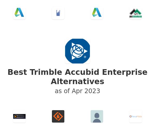 Best Trimble Accubid Enterprise Alternatives