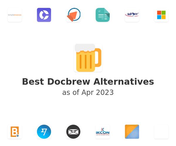 Best Docbrew Alternatives