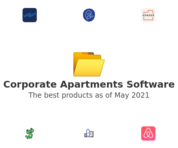 Corporate Apartments Software