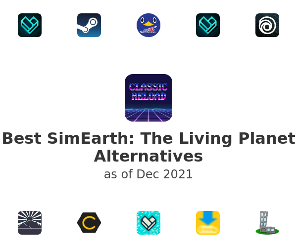Best SimEarth: The Living Planet Alternatives
