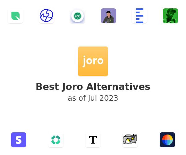 Best Joro Alternatives
