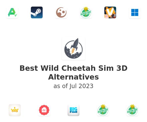 Best Wild Cheetah Sim 3D Alternatives