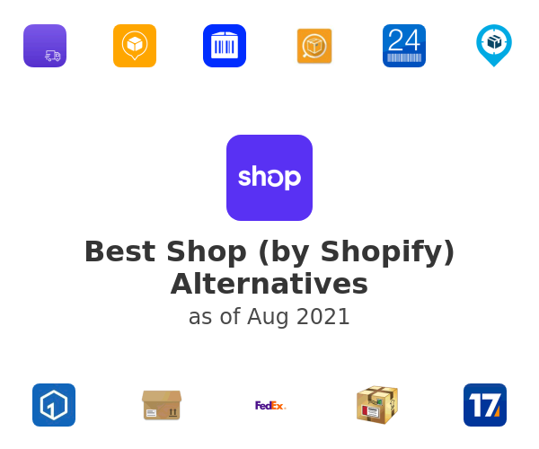 Best Shop (by Shopify) Alternatives