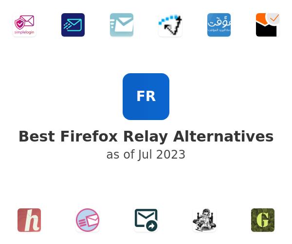 Best Firefox Relay Alternatives