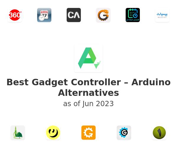 Best Gadget Controller – Arduino Alternatives