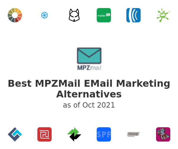 Best MPZMail EMail Marketing Alternatives