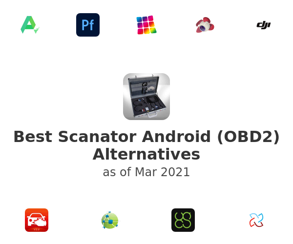 Best Scanator Android (OBD2) Alternatives