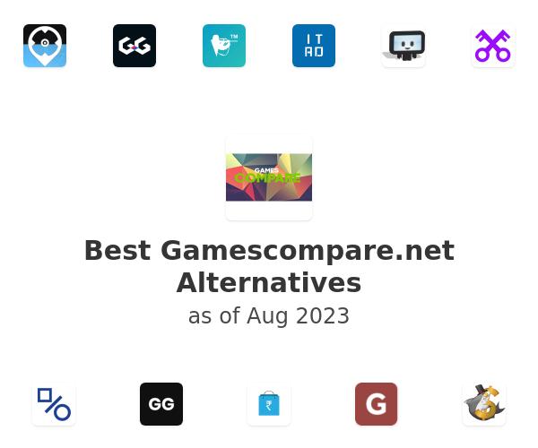 Best Gamescompare.net Alternatives