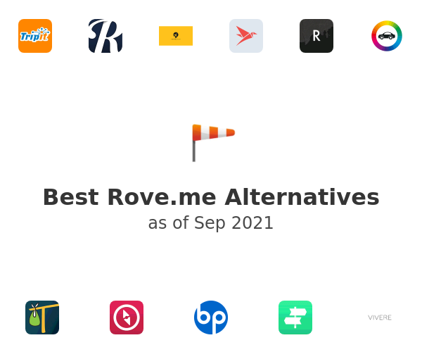 Best Rove.me Alternatives