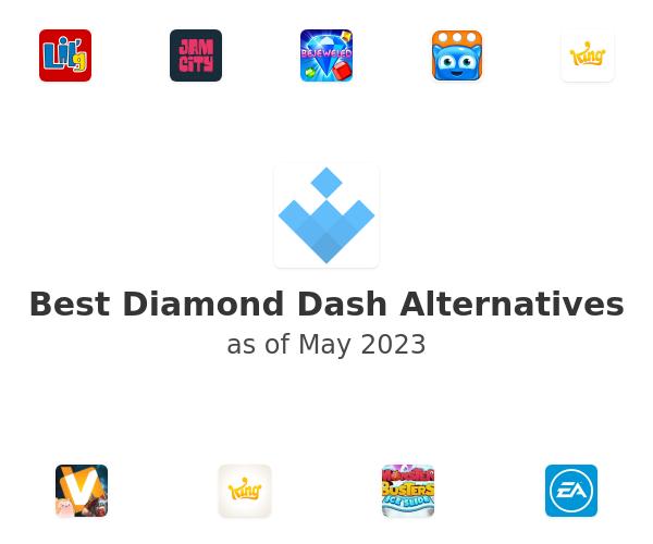 Best Diamond Dash Alternatives