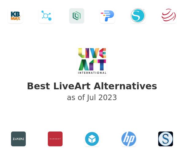 Best LiveArt Alternatives