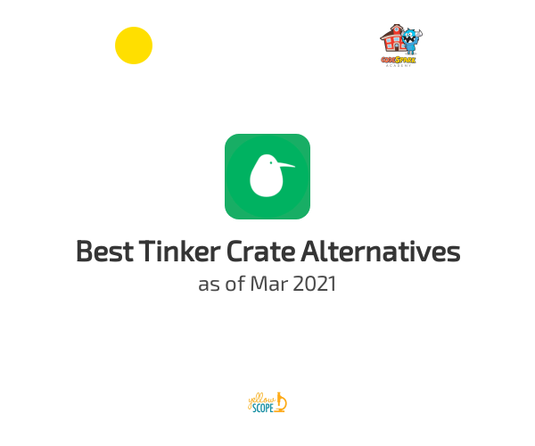 Best Tinker Crate Alternatives