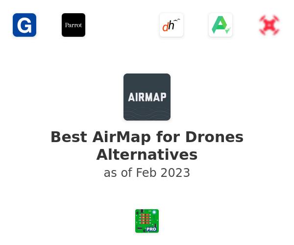 Best AirMap for Drones Alternatives