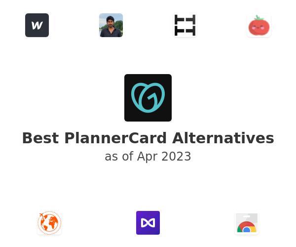 Best PlannerCard Alternatives