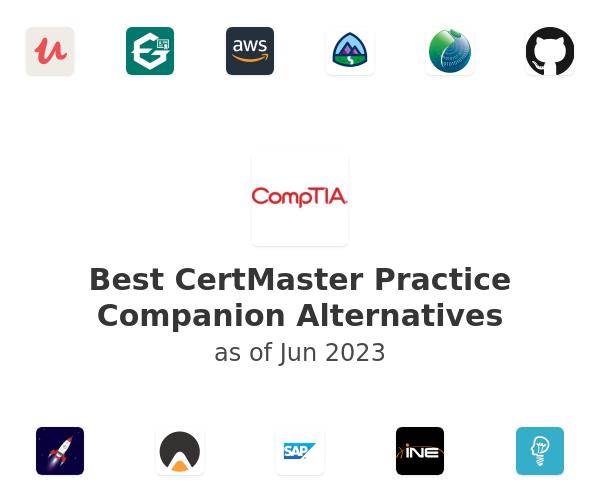 Best CertMaster Practice Companion Alternatives