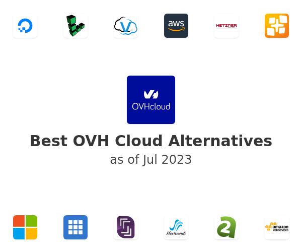 Best OVH Cloud Alternatives