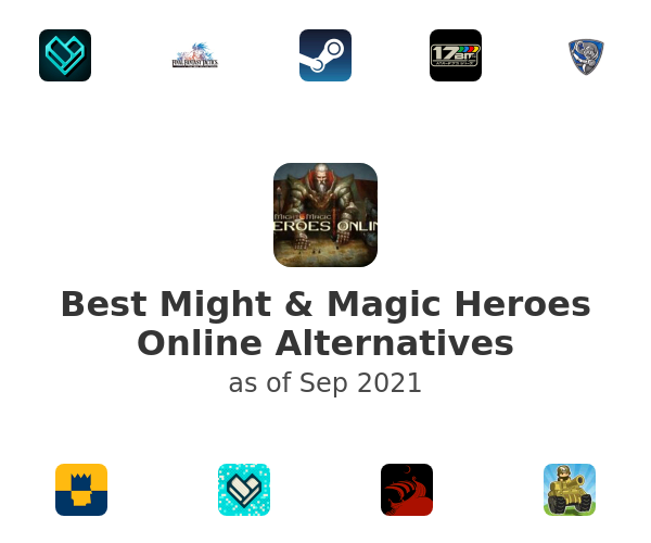 Best Might & Magic Heroes Online Alternatives