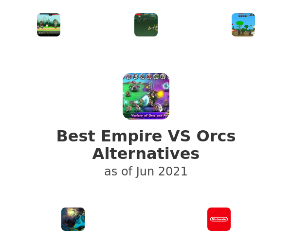 Best Empire VS Orcs Alternatives