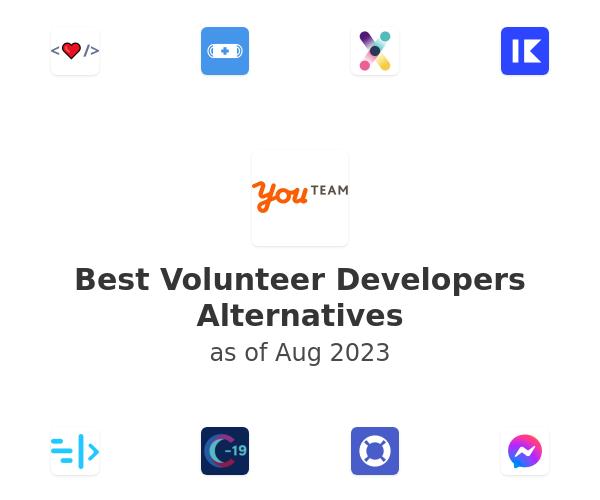 Best Volunteer Developers Alternatives