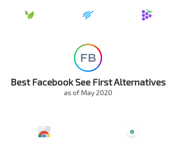 Best Facebook See First Alternatives