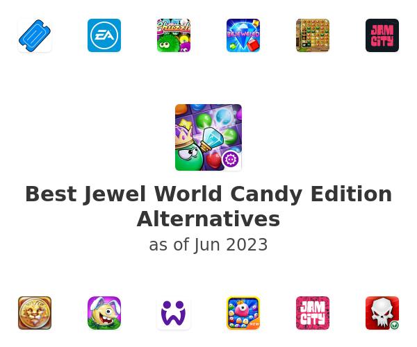 Best Jewel World Candy Edition Alternatives