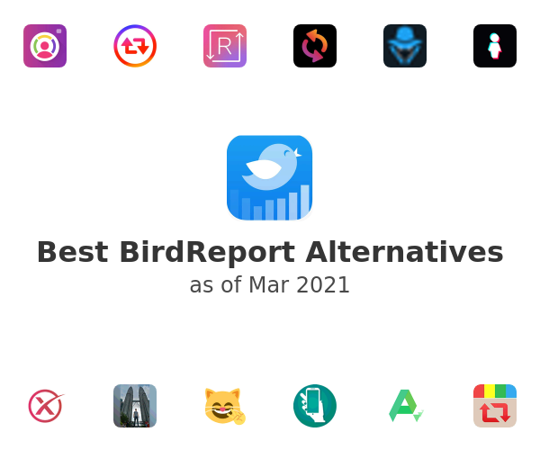 Best BirdReport Alternatives