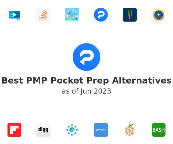 Best PMP Pocket Prep Alternatives