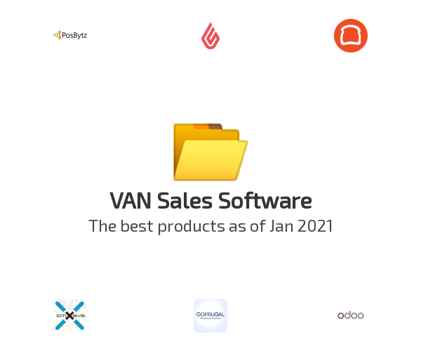 VAN Sales Software