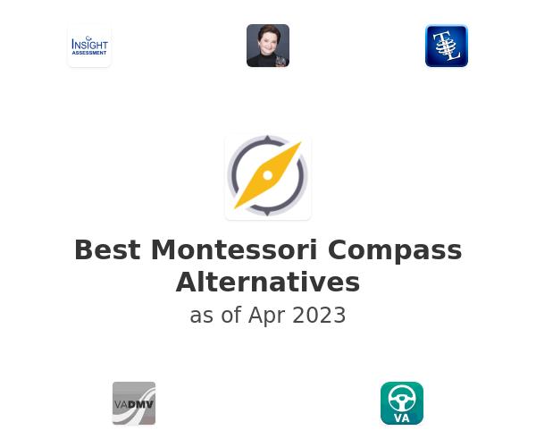 Best Montessori Compass Alternatives