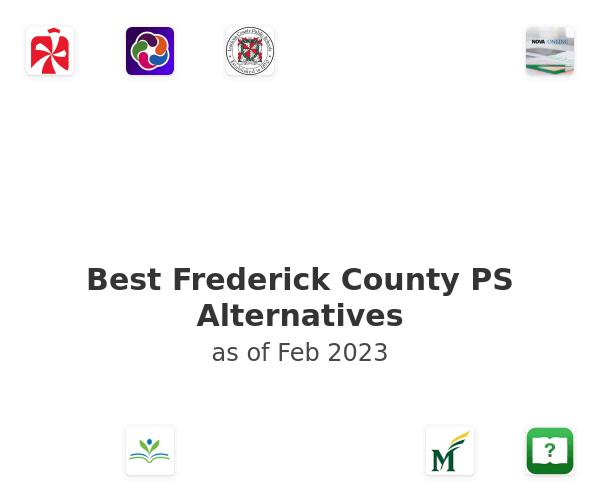Best Frederick County PS Alternatives