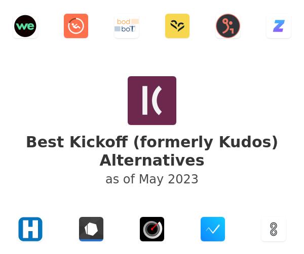 Best Kickoff (formerly Kudos) Alternatives