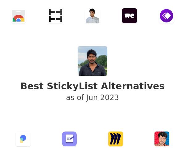 Best StickyList Alternatives