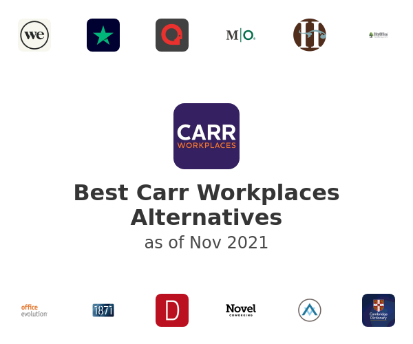 Best Carr Workplaces Alternatives
