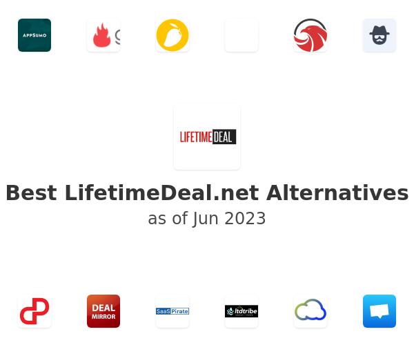Best LifetimeDeal.net Alternatives