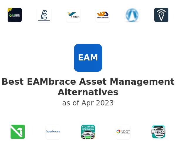 Best EAMbrace Asset Management Alternatives