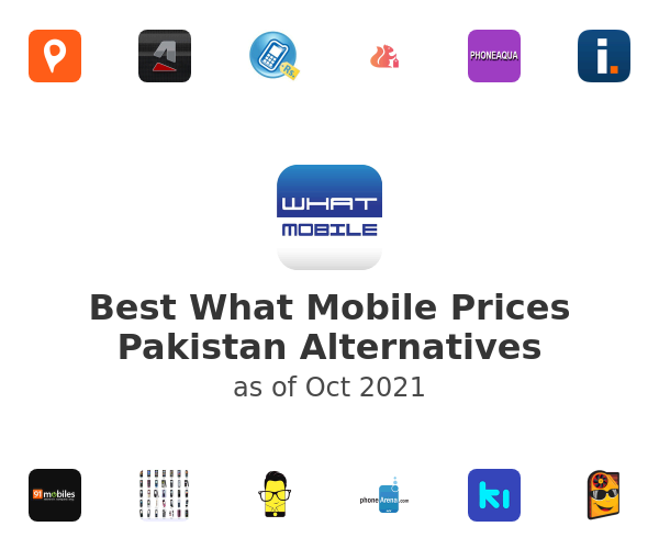 Best What Mobile Prices Pakistan Alternatives