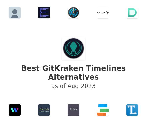 Best GitKraken Timelines Alternatives