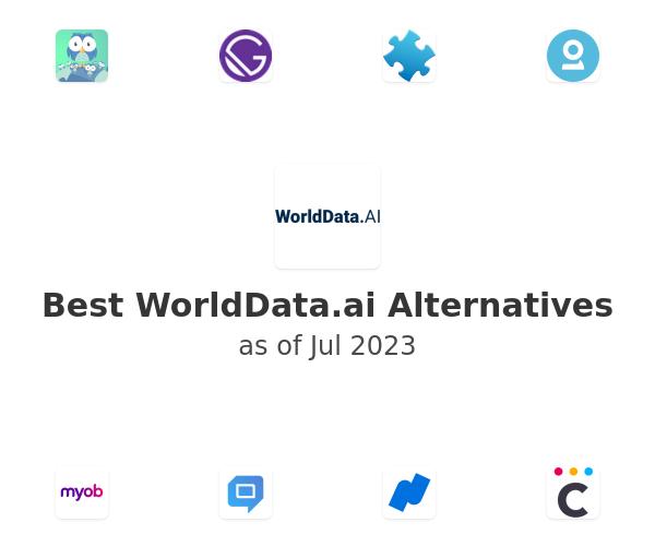Best WorldData.ai Alternatives
