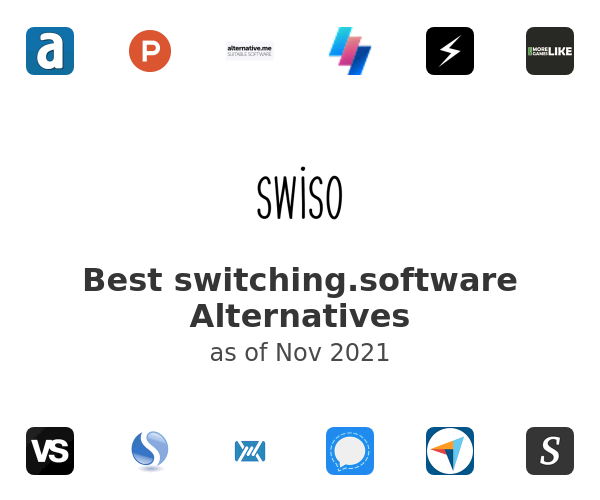Best switching.software Alternatives