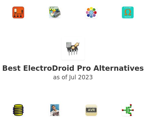 Best ElectroDroid Pro Alternatives