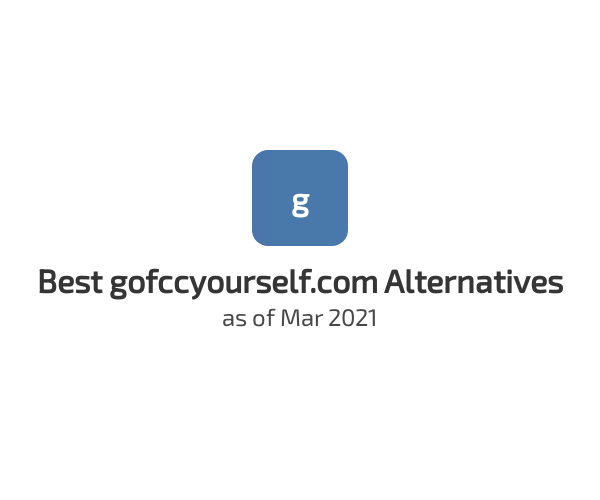 Best gofccyourself.com Alternatives