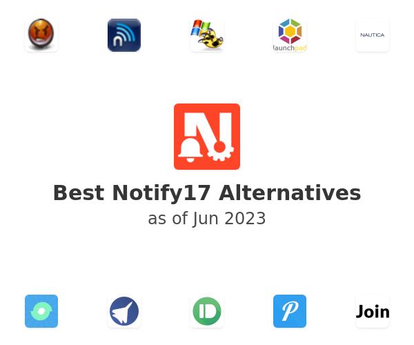 Best Notify17 Alternatives